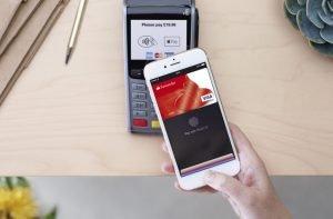 pagamenti elettronici NFC con Apple Pay