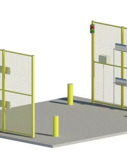 Varco portal portale UHF RFID RAIN