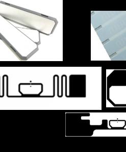 Kit RFID tag etichette assoritmento